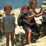 Enfants au Népal